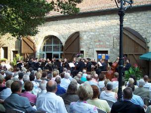 Open Air Busch-Hof Consort
